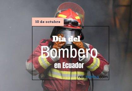 10 de octubre: Día del Bombero en Ecuador, ¿por qué se celebra en esta fecha?