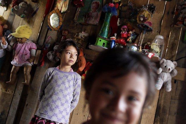 Niños en Honduras