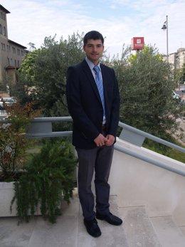 Javier Antoñanzas, doctor por la UR