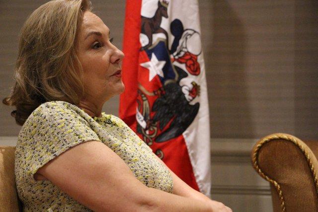 Primera Dama de Chile, Cecilia Morel