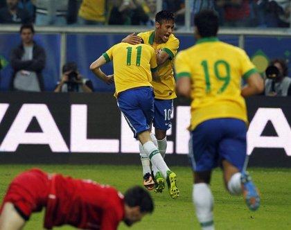 Brasil disputará el 16 de noviembre un amistoso ante Uruguay en Londres