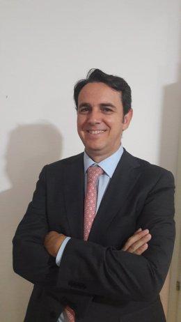 Gerente de ILUNION Facility Services en Canarias, Juan M. Fernández de la Rosa