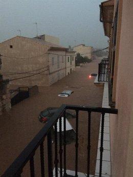 Lluvias en Sant Llorenç