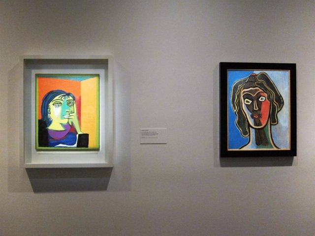 'Retrato De Dora Maar' De Picasso Y 'Habia' De Francis Picabia