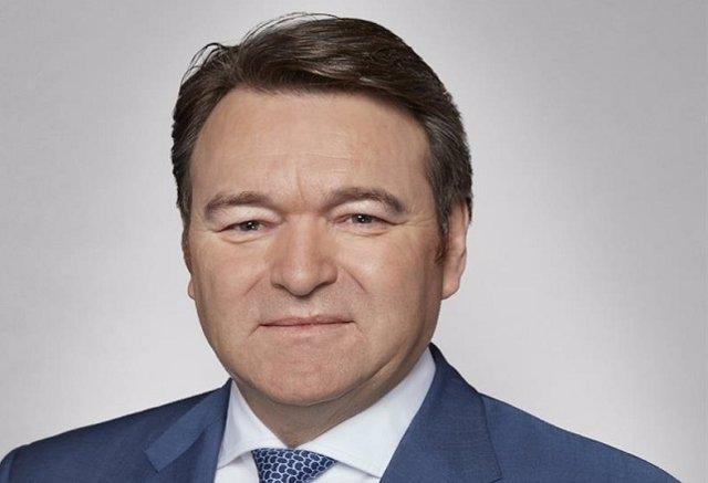 Abraham Schot, presidente interino de Audi