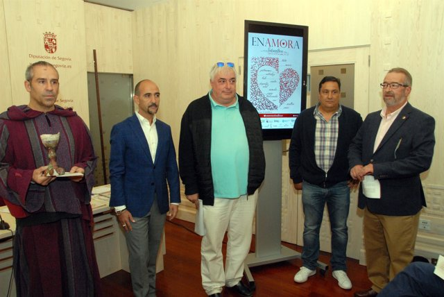 Presentación de 'Enamora Sotosalbos', 10-10-18