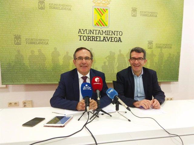 Cruz Viadero y Pérez Noriega
