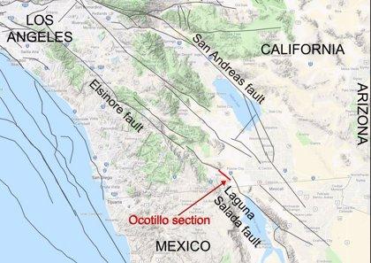 Evidencias de conexión entre fallas de California y México