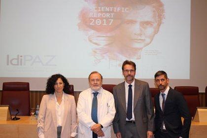 El IdiPAZ supera los 4.000 puntos de factor impacto en publicaciones científicas por quinto año consecutivo