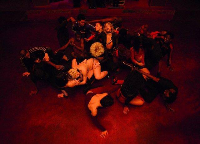Escena de 'Clímax', de Gaspar Noé