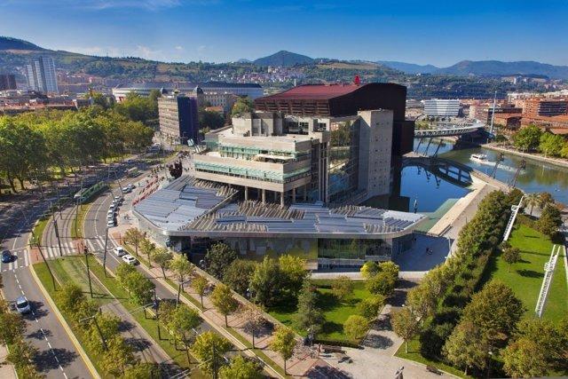 El Euskalduna Conference Center de Bilbao