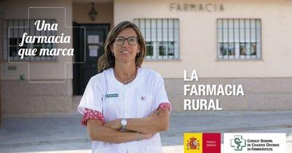 Una farmacia rural de Ávila, protagonista del primer capítulo de la campaña 'Una farmacia que marca'