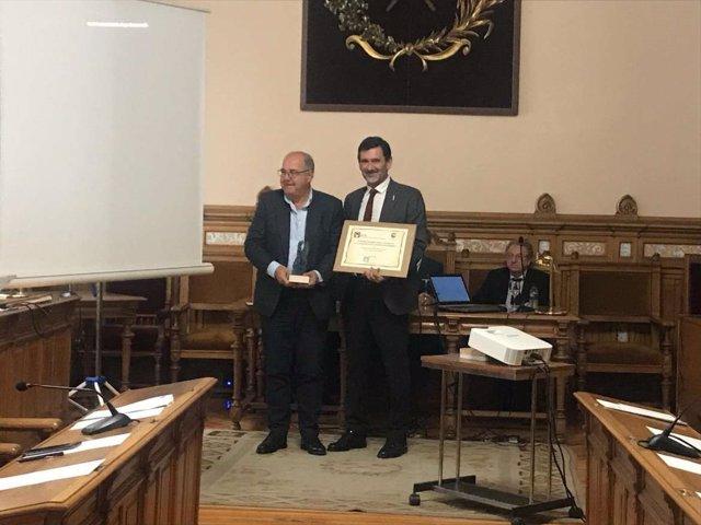Entrega del Premio Alfonso XII a la Excelencia