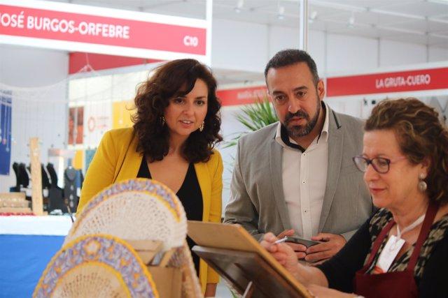 Orlena de Miguel, Cs, en Farcama