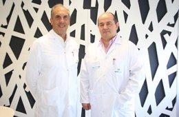 Doctores José Luis Elósegui y Javier Murgoitio