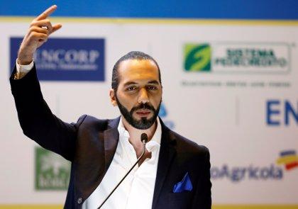 El derechista Bukele, en cabeza para las presidenciales de 2019 en El Salvador