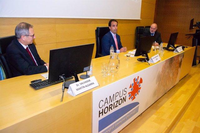 Lanzamiento del Máster 'Campus Horizon', de AstraZeneca y la URJC