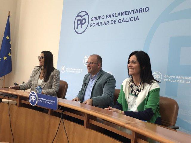 El PPdeG presenta sus propuestas de resolución para el Debate