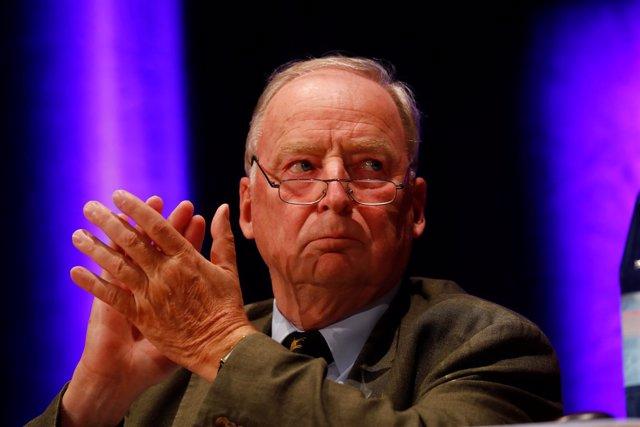 Uno de los dirigentes de Alternativa para Alemania, Alexander Gauland
