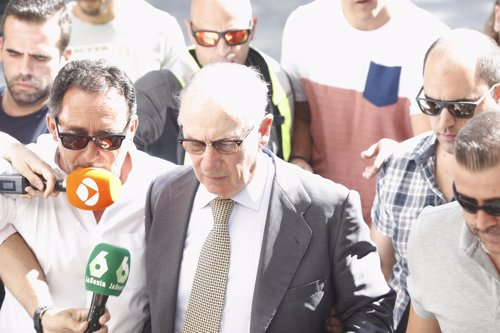 El titular del Juzgado de Instrucción número 31 de Madrid, Antonio Serrano Arnal