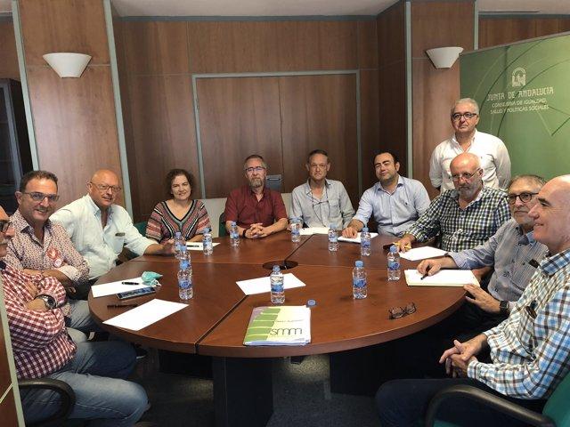 Reunión Salud con SMM