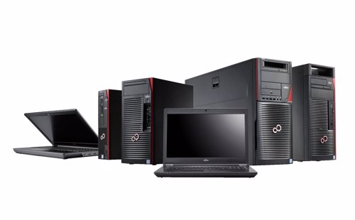 Estaciones de trabajo Fujitsu CELSIUS