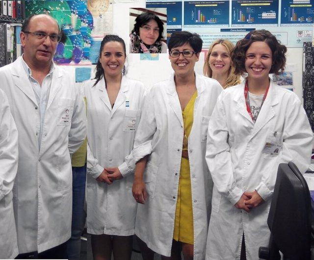 Investigadores de la Universidad Autónoma de Madrid