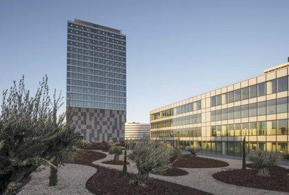 Merlín estrena una nueva torre de oficinas en Madrid