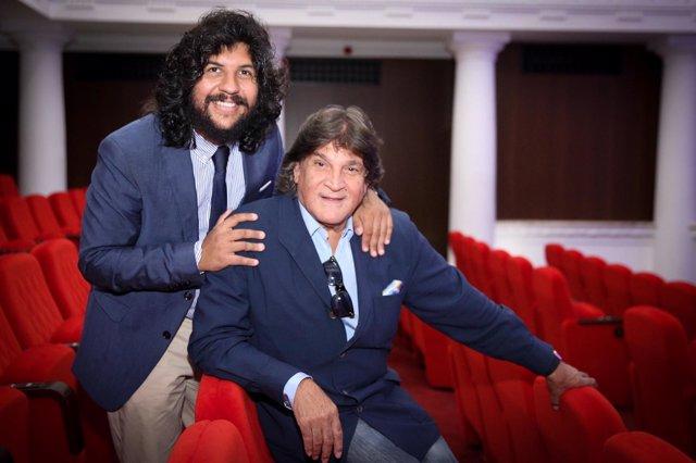 Rancapino Chico y 'Sordera' en los 'Jueves Flamencos' de Fundación Cajasol