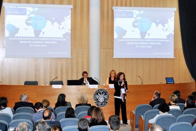 La II Jornada de internacionalización que se celebró en 2017