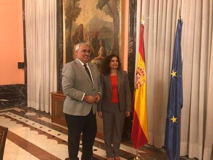 Montero y Arellano acuerdan 1.000 millones más para Andalucía y cumplir con el criterio poblacional en las inversiones