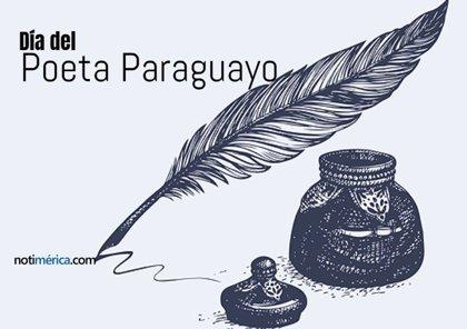 ¿Por qué se celebra el 11 de octubre el Día del Poeta Paraguayo?