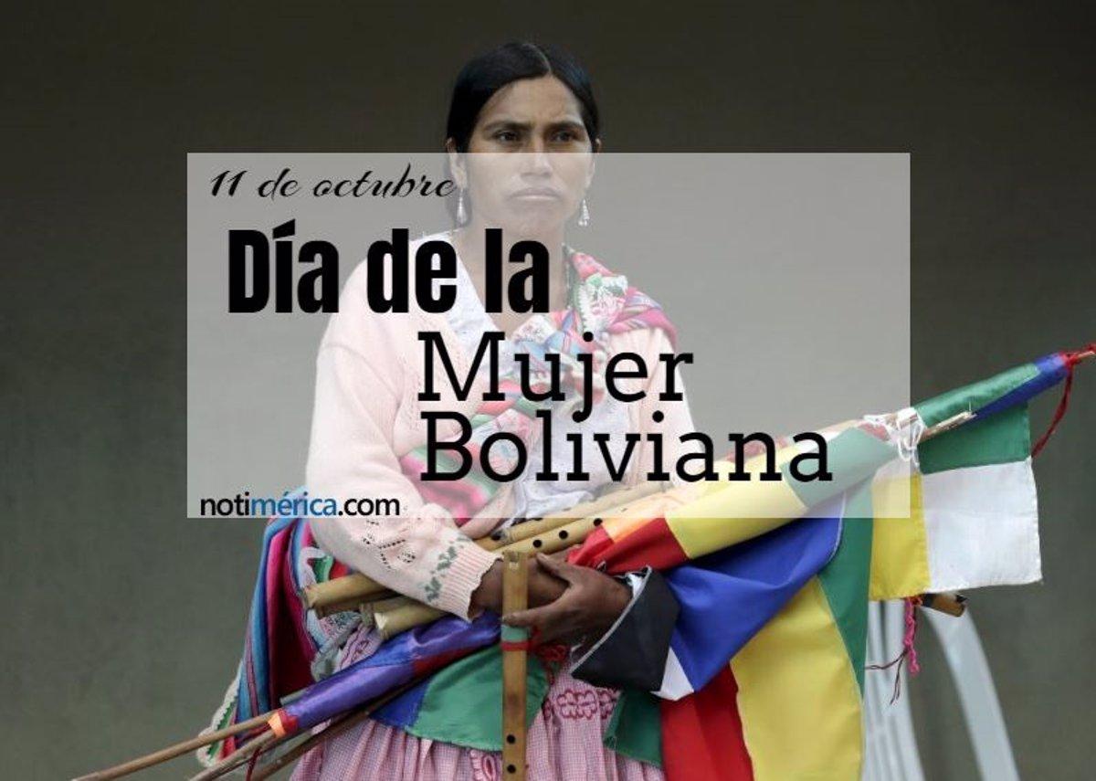 11 De Octubre Dia De La Mujer Boliviana Por Que Se Celebra En Esta Fecha Android application feliz dia de la mujer 2020 developed by devjado is listed under category entertainment. 11 de octubre dia de la mujer boliviana por que se celebra en esta fecha