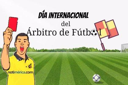 11 de octubre: Día Internacional del Árbitro de Fútbol, ¿qué motivó la celebración de esta efeméride?