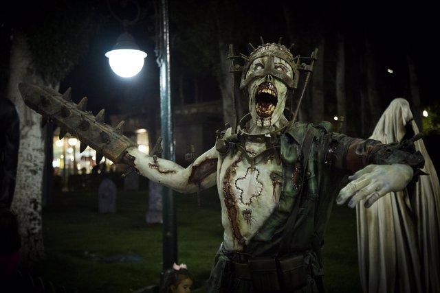 Halloween 2018 en Parque de Atracciones