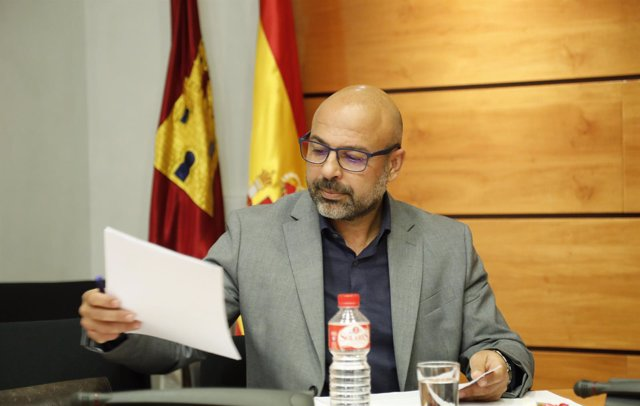 José García Molina, vicepresidente segundo C-LM