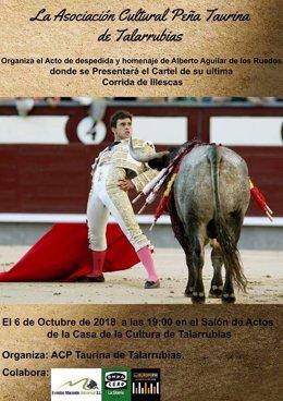 Homenaje a Alberto Aguilar