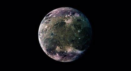 Huellas de actividad tectónica en la mayor luna del Sistema Solar