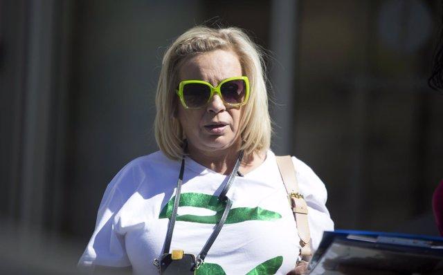 Carmen Borrego niega venta casa