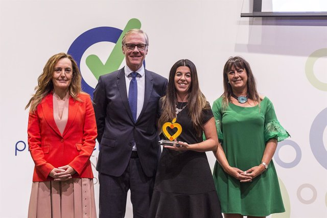 Heineken España, Premio Prevencionar 2018 a la Empresa E-Saludable