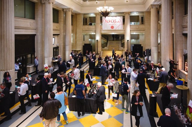 Actividad Rioja en Londres