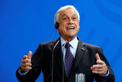 Piñera llega a Hamburgo en su segundo día de visita a Alemania