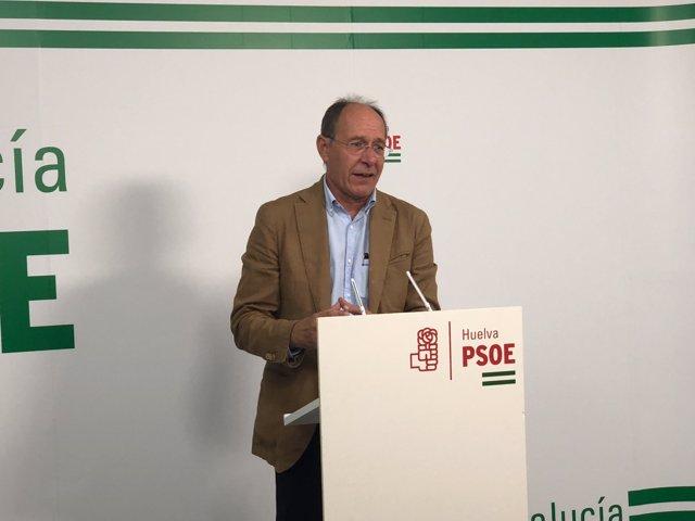 El diputado socialista José Juan Díaz Trillo.