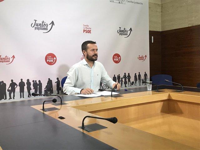 Escudero, diputado del PSOE