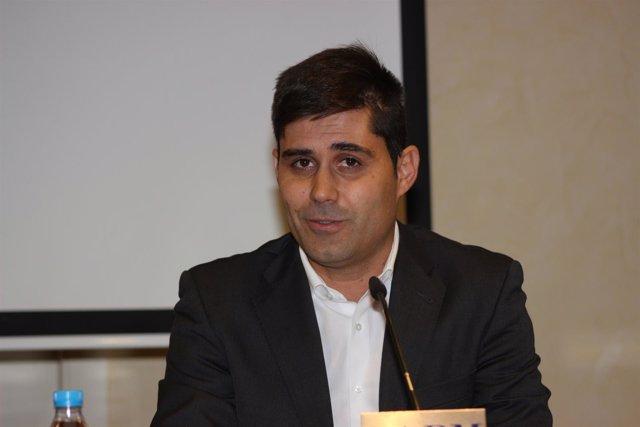 David Aganzo Méndez (Presidente de la AFE)
