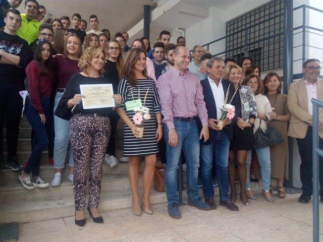 Entrega de los premios del proyecto Semilla.
