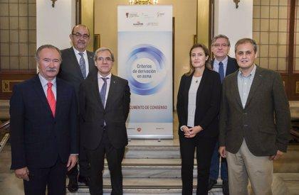 Cinco sociedades científicas elaboran un documento de consenso para mejorar el control y asistencia del asma