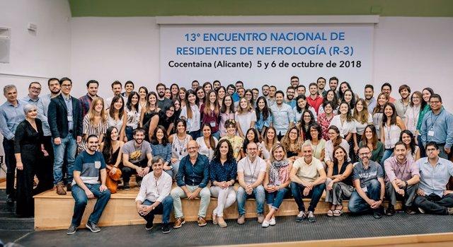 Encuentro Nacional de Médicos Residentes de Nefrología