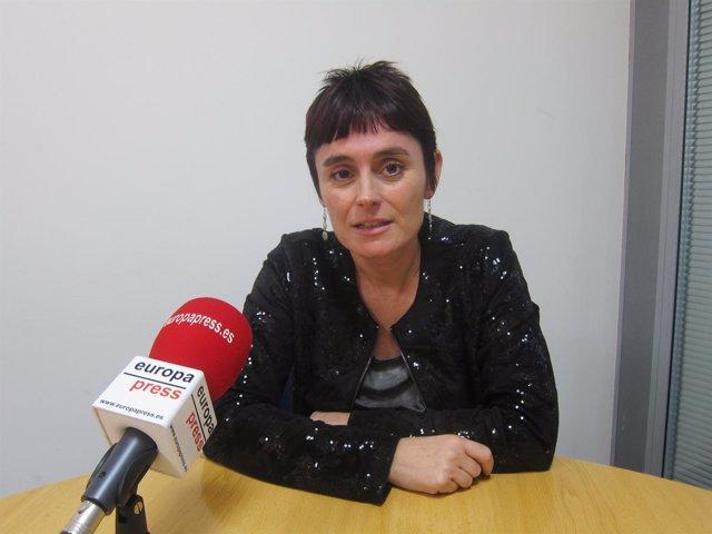 Garbiñe Aranburu, Secretaria General De LAB
