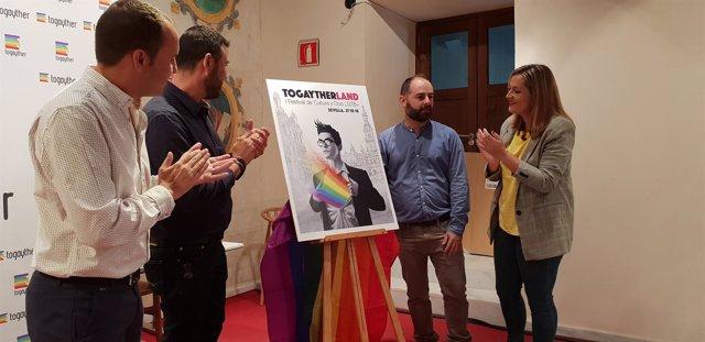 Presentación de Togaytherland en Sevilla